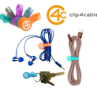 Magnetische Kabelhalter