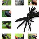 Hochwertiges 12in1 Taschenmesser Multitool mit 12 Funktionen