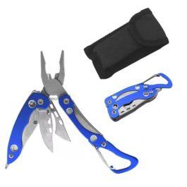 Kleines Multitool Karabiner Taschenmesser, Clip Tool
