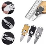Mini Taschenmesser Gürtelmesser Outdoor Messer EDC