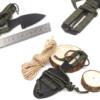 NeckKnife Paracord Griff