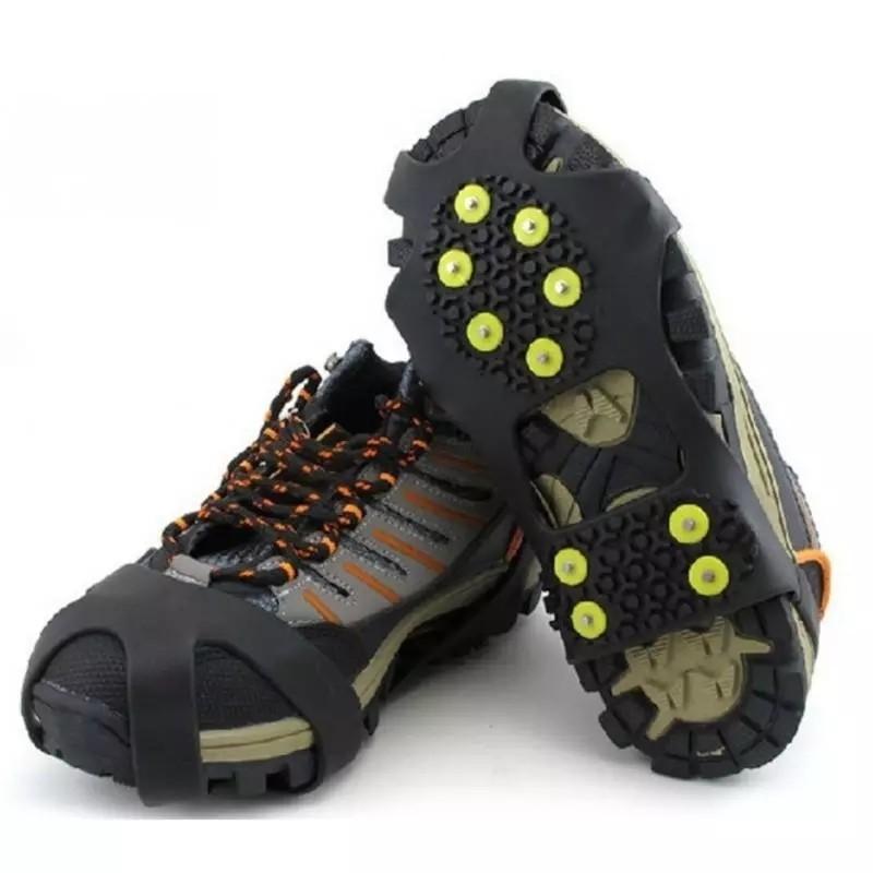 S = 34-38 #GRIPS Schuh-Spikes Antirutsch für die Stiefel auf Eis und Schnee Gr