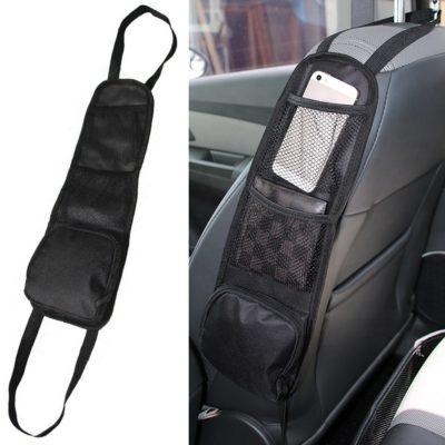 Autositz Organizer Seitentasche, Seitliche Sitztasche, Rückenlehnentasche, Autotasche