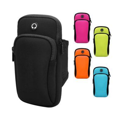 Neopren Handy Armtasche, Sport Armband Tasche wasserfest