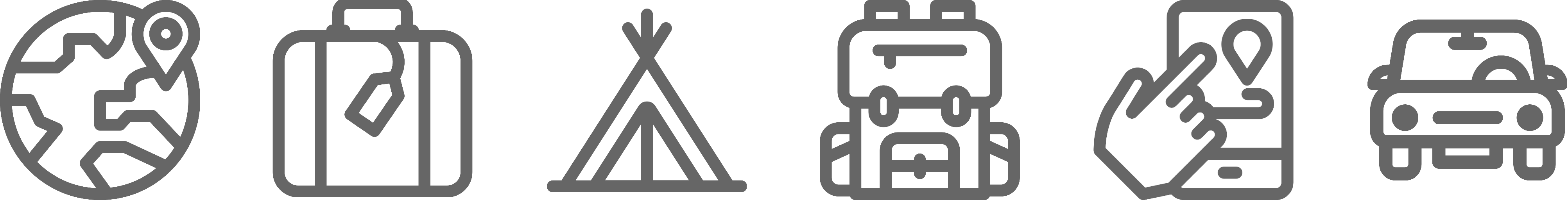 Reiseaccessoires & Outdoor-Gadgets